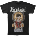 KORPIKLAANI 官方进口原版 A Man With A Plan (TS-L)