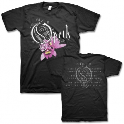 OPETH 官方进口原版 Orchid (TS-S)