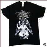 DARKTHRONE 官方原版 Black Death Beyond Baphomet (TS-L)