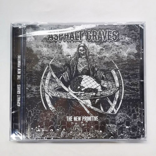 ASPHALT GRAVES (MISERY INDEX, DYING FETUS) - The New Primitive