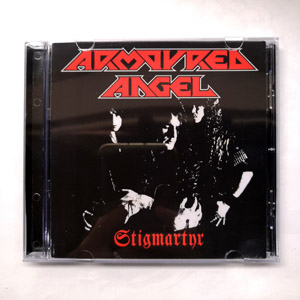 ARMOURED ANGEL - Stigmartyr