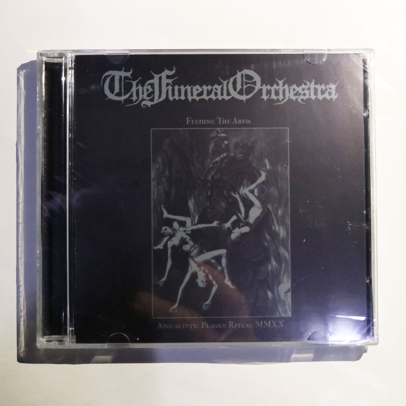 FUNERAL ORCHESTRA, THE - Feeding the Abyss + Apocalyptic (2CD)