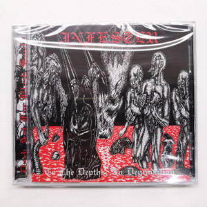 INFESTER To the Depths, In Degradation (CD+DVD)
