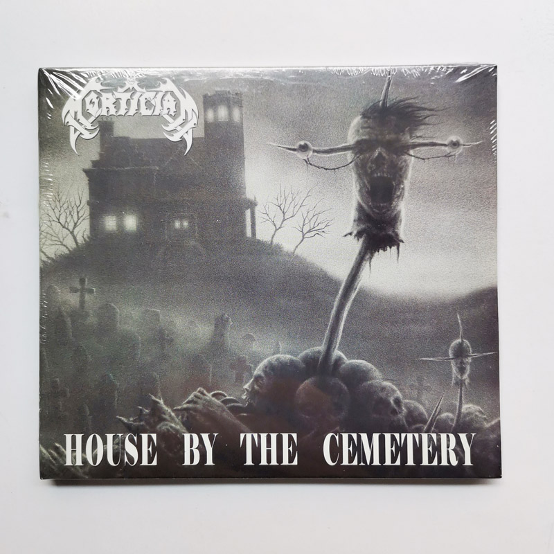 MORTICIAN - House by the Cemetery (Digi)