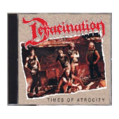 DERACINATION - Times of Atrocity 2CD 即将到货