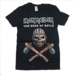 IRON MAIDEN 官方进口原版 Book of Souls 斧子(TS-L)