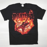 PANTERA 官方原版 Guitar On Fire (TS-M)
