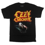 Ozzy Osbourne 官方原版 Bark At The Moon (TS-S)