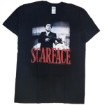 疤面煞星 官方原版电影 Scarface Shoot (MS-XL)