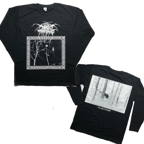 DARKTHRONE 官方原版长袖 Under A Funeral Moon (LS-L)