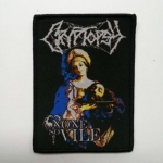 CRYPTOPSY 官方进口原版 None So Vile (Patch)
