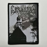 GRAVELAND 官方原版进口 Burning Churches (Woven Patch)