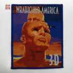 WRATHCHILD AMERICA 官方进口原版 3D (Woven Patch)