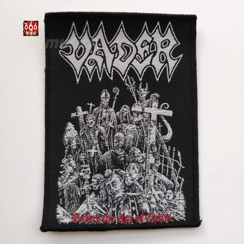 VADER 官方原版 Graveyard (Woven Patch)