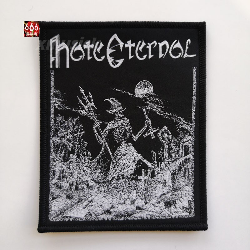 HATE ETERNAL 进口原版 Dark Age of Ruin (Woven Patch)