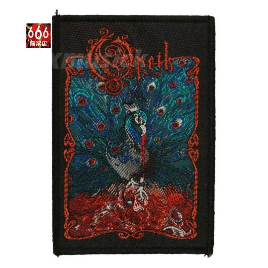 OPETH 官方进口原版 Sorceress 2 (Woven Patch)