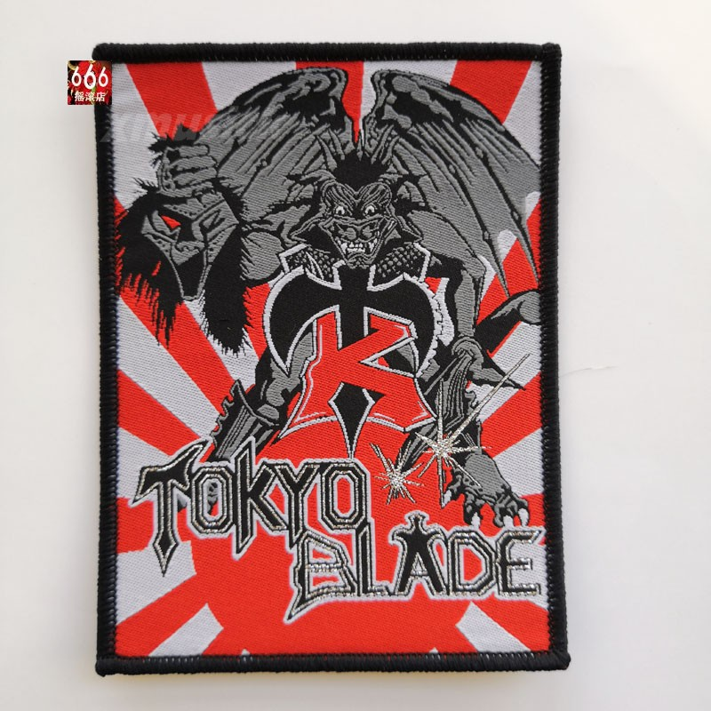 TOKYO BLADE 进口原版 Tokyo Blade (Woven Patch)