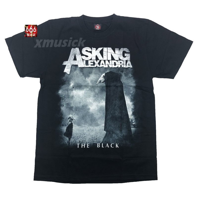 ASKING ALEXANDRIA - The Black (TS-M) TTH2007