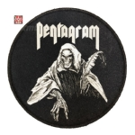 PENTAGRAM 美国进口原版 Dead Write (Woven Patch)