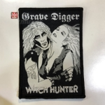 GRAVE DIGGER 官方进口原版 (Woven Patch)