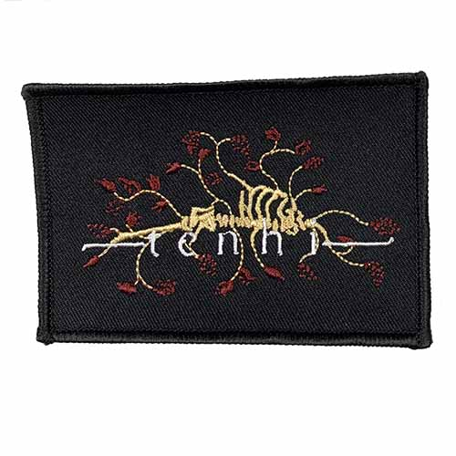 TENHI 官方原版布标 2 (Embroidered Patch)