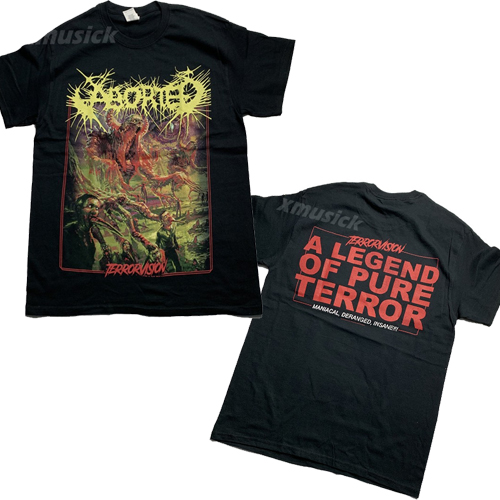 ABORTED 官方原版 Terrorvision (TS-S)