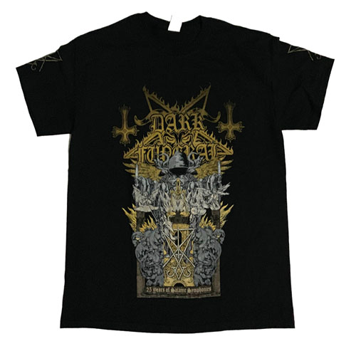 DARK FUNERAL 官方原版 25 Years of Satanic Symphonies (TS-L)