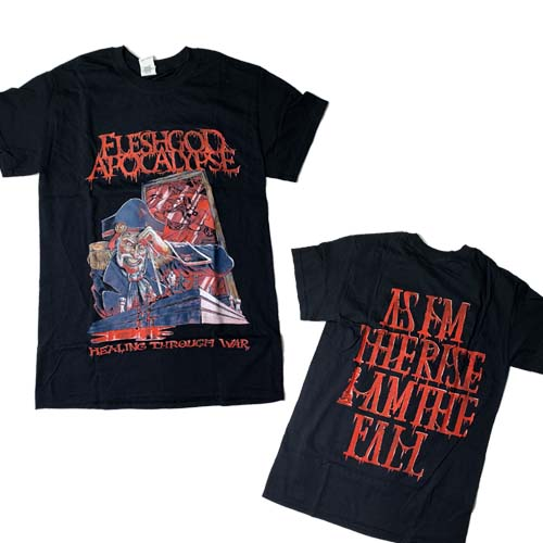 FLESHGOD APOCALYPSE 官方原版 Healing Through War (TS-XL)