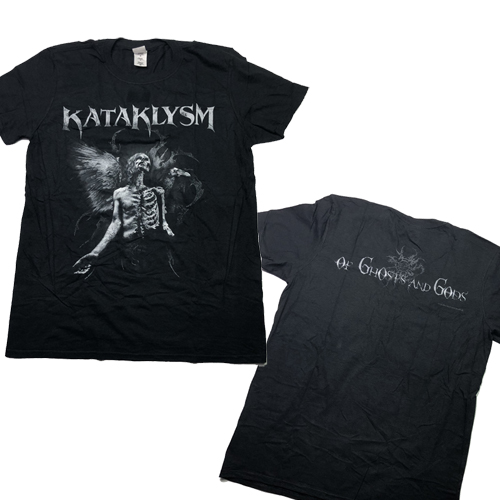 KATAKLYSM 官方原版 Ghosts And Gods (TS-M)
