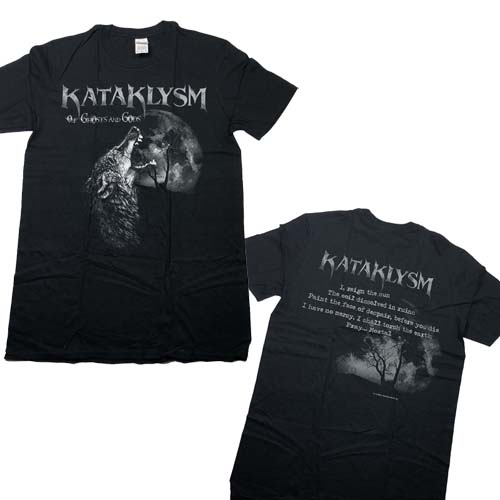 KATAKLYSM 官方原版 Pray Mortal(TS-L)