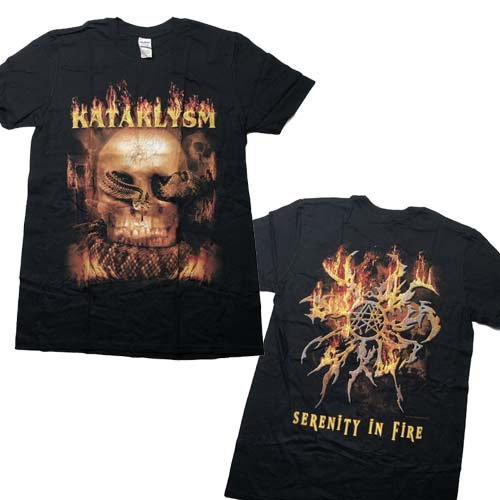 KATAKLYSM 官方原版 Serenity In Fire(TS-L)