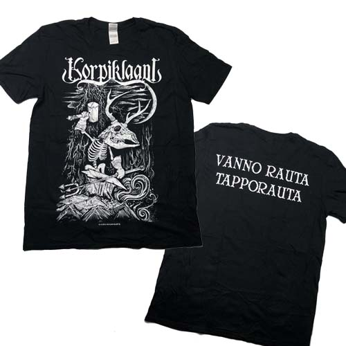KORPIKLAANI 官方原版 Blacksmith (TS-L)