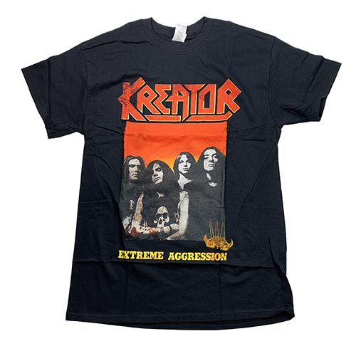 KREATOR 官方原版 Aggression (TS-XL)