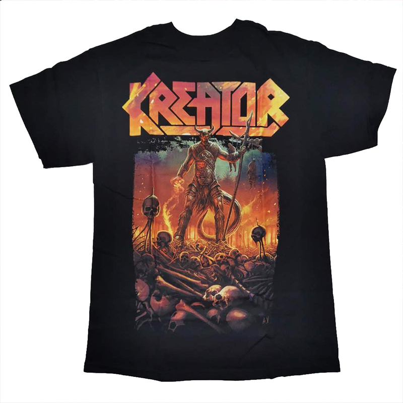 KREATOR 官方原版 Warrior (TS-XL)