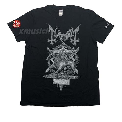 MAYHEM 官方原版 Season In Blasphemy (TS-L)