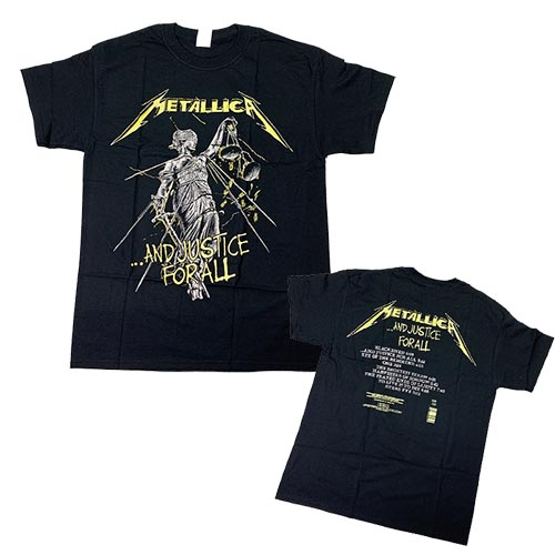 METALLICA 官方原版 And Justice Tracks (TS-L)
