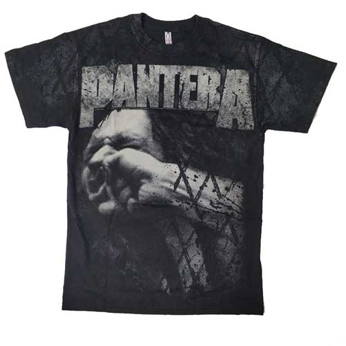PANTERA 官方原版 Vulgar Display of Power 全印 (TS-S)