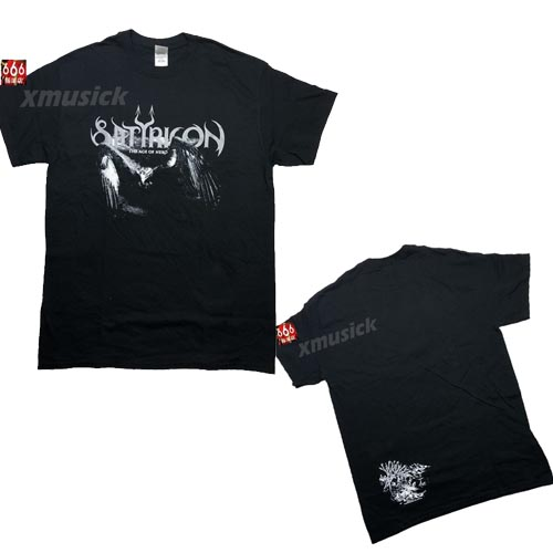 SATYRICON 官方原版 Age of Nero (TS-M)