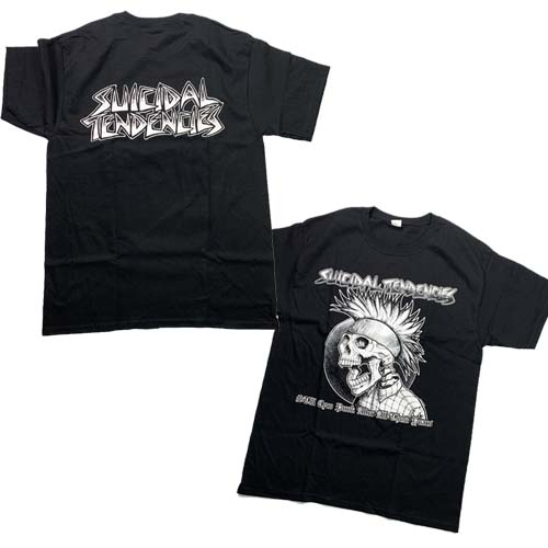 SUICIDAL TENDENCIES 官方原版 Cyco Punk (TS-M)