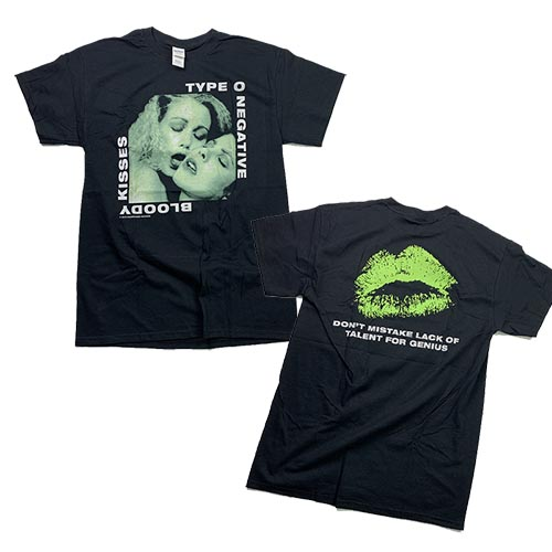 TYPE O NEGATIVE 官方原版 Kisses (TS-XL)