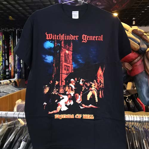 WITCHFINDER GENERAL 官方原版 Friends of Hell (TS-M)