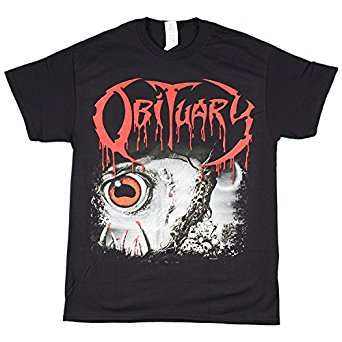 OBITUARY 官方原版 Cause of Death (TS-M)