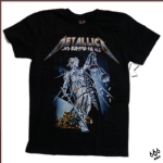 METALLICA - And Justice For All 旧金山 (TS-L) TTH2007