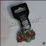 IRON MAIDEN 乐队官方纪念品 进口原版钥匙扣 The Number Of The Beast  (Keyring)