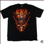 SLAYER - Eagle & Skull (TS-L) TTH1705