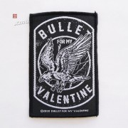 BULLET FOR MY VALENTINE 官方纪念布标 Eagle (Woven Patch)