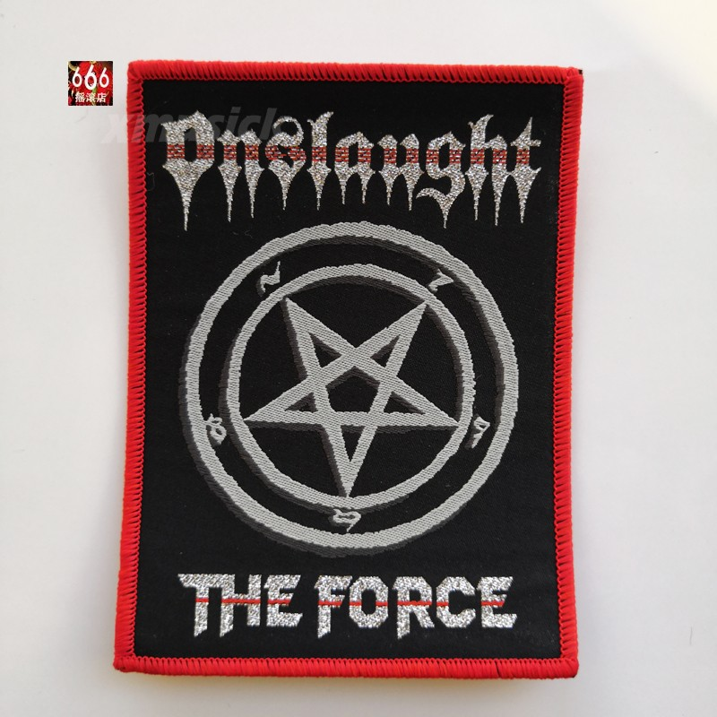 ONSLAUGHT 官方原版 The Force (Woven Patch)