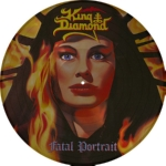 KING DIAMOND - Fatal Portrait (Pic LP)