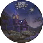 KING DIAMOND - Them (Pic LP)