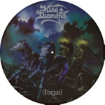 KING DIAMOND - Abigail (Pic LP)